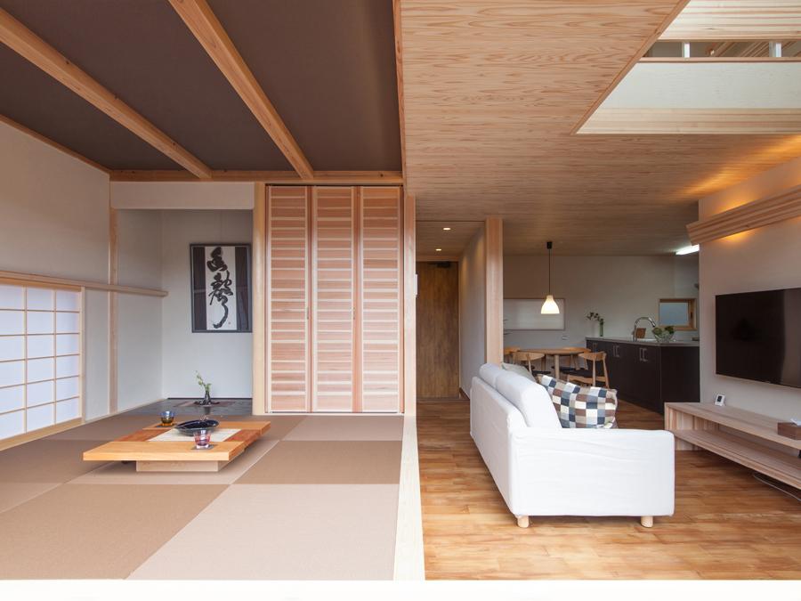 宿泊体験型モデルハウス SHINKA