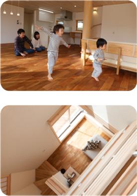 木の家専門店 HORI建築のこだわり