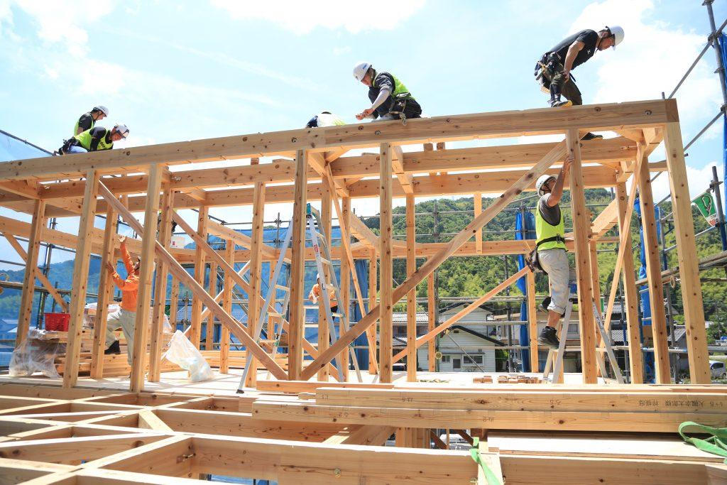 舞鶴市 新築住宅の構造