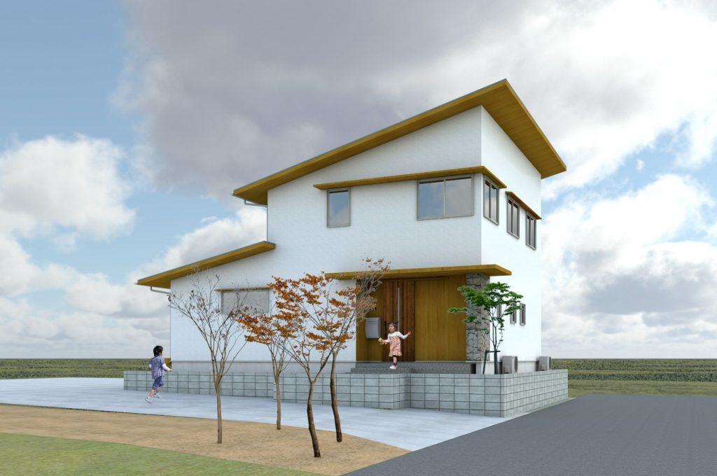 丹波市 新築住宅