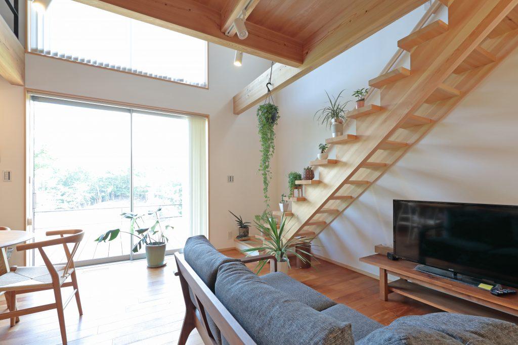 福知山市 モデルハウス