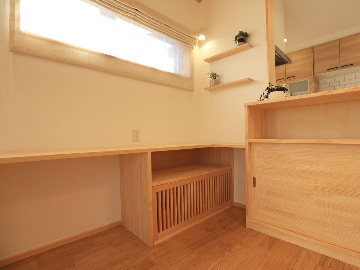 床下エアコン暖房システムが家中を暖め 抗酸化されたキレイな空気を巡らせる