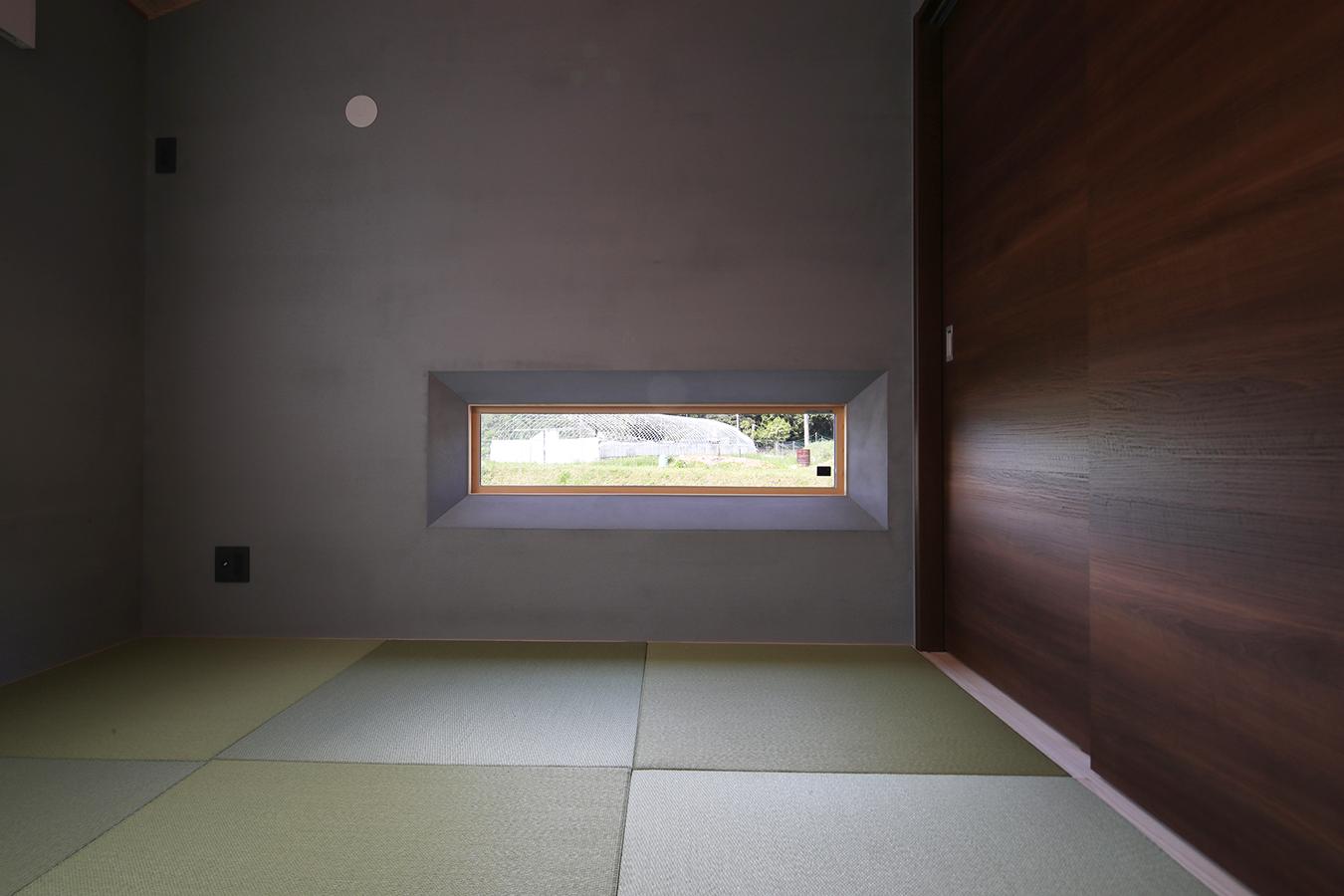 心落ち着く琉球畳の和室